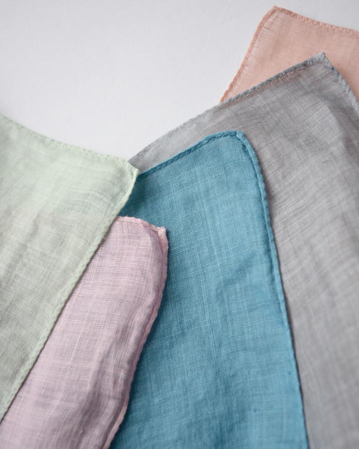 Linen Pocket Handkerchief-9