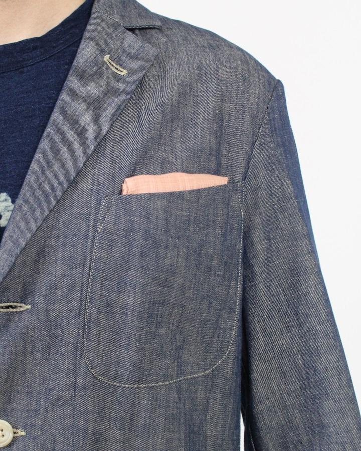 Linen Pocket Handkerchief-10