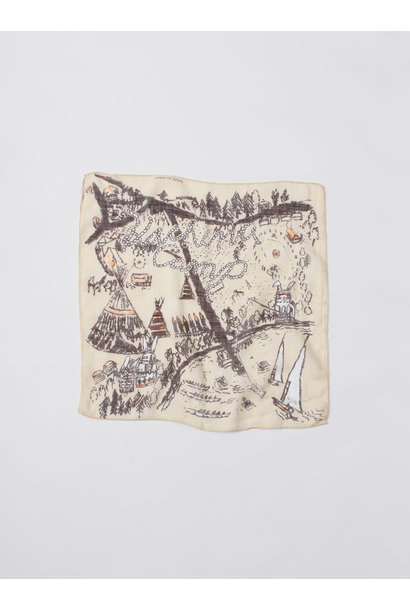Vacation Picture Book Bandana
