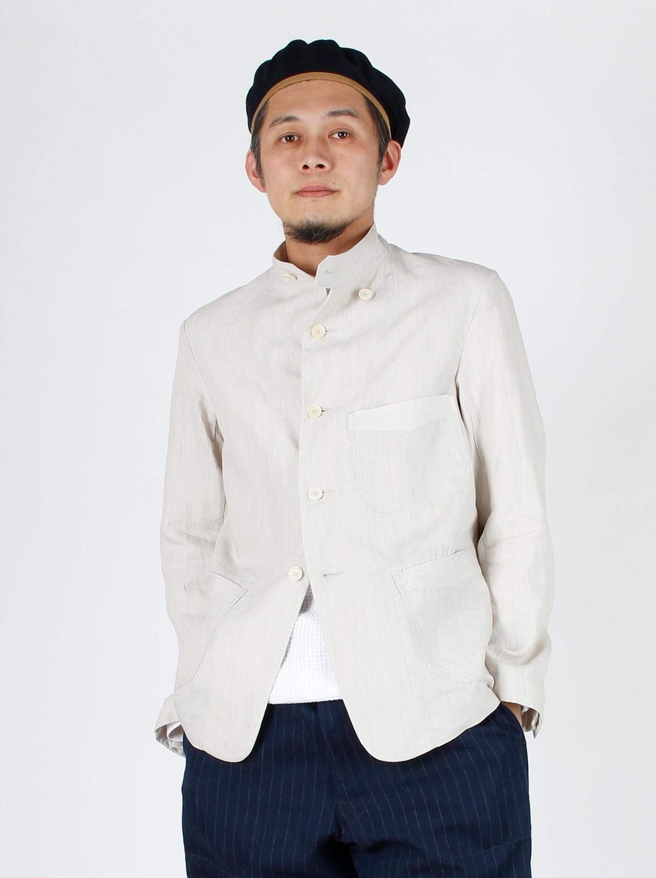 WH Linen 908 Jacket-4