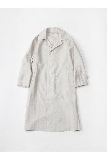 WH Linen 908 Tent Coat
