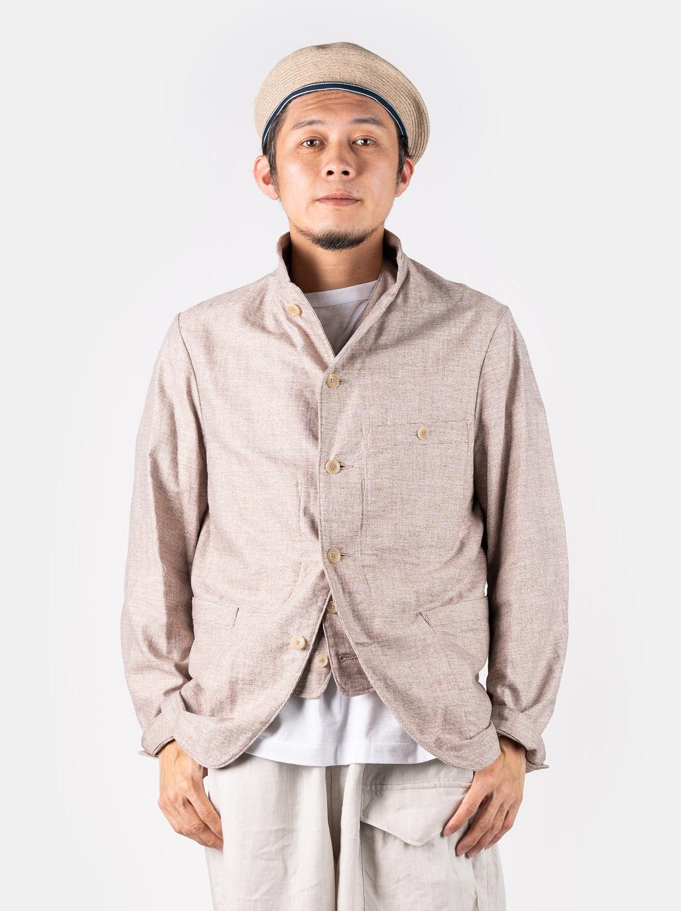 Cotton Tweed 908 Jacket-3
