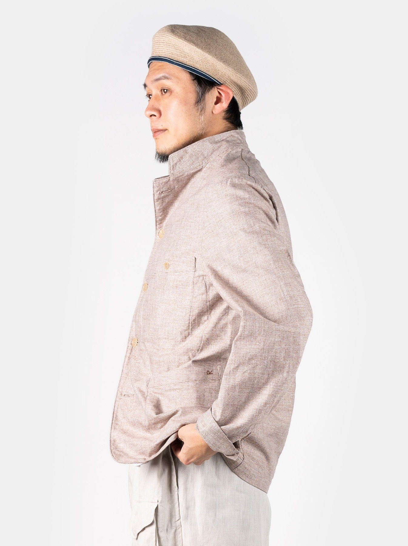 Cotton Tweed 908 Jacket-4