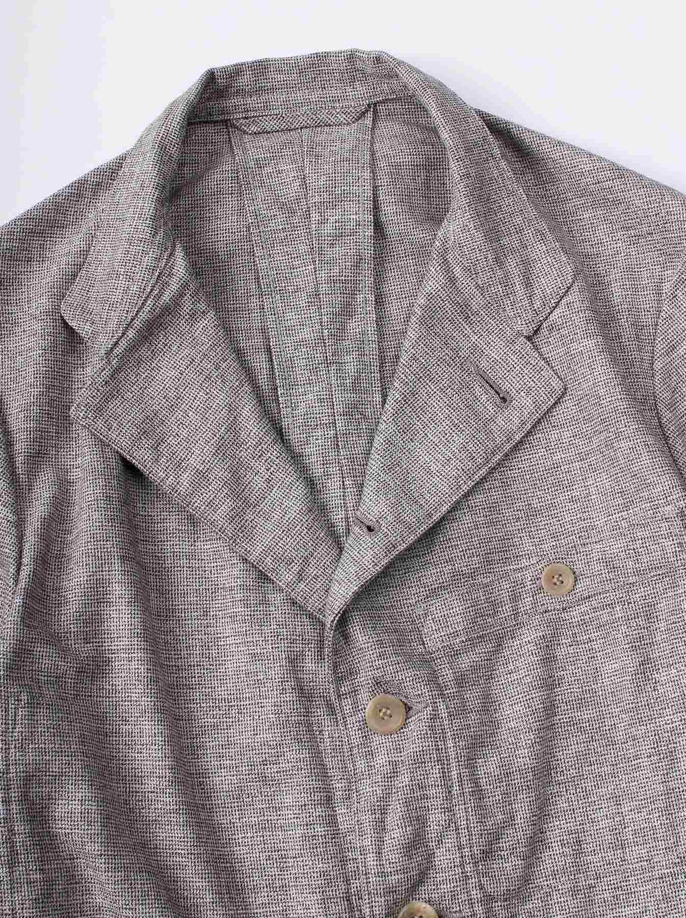 Cotton Tweed 908 Jacket-6
