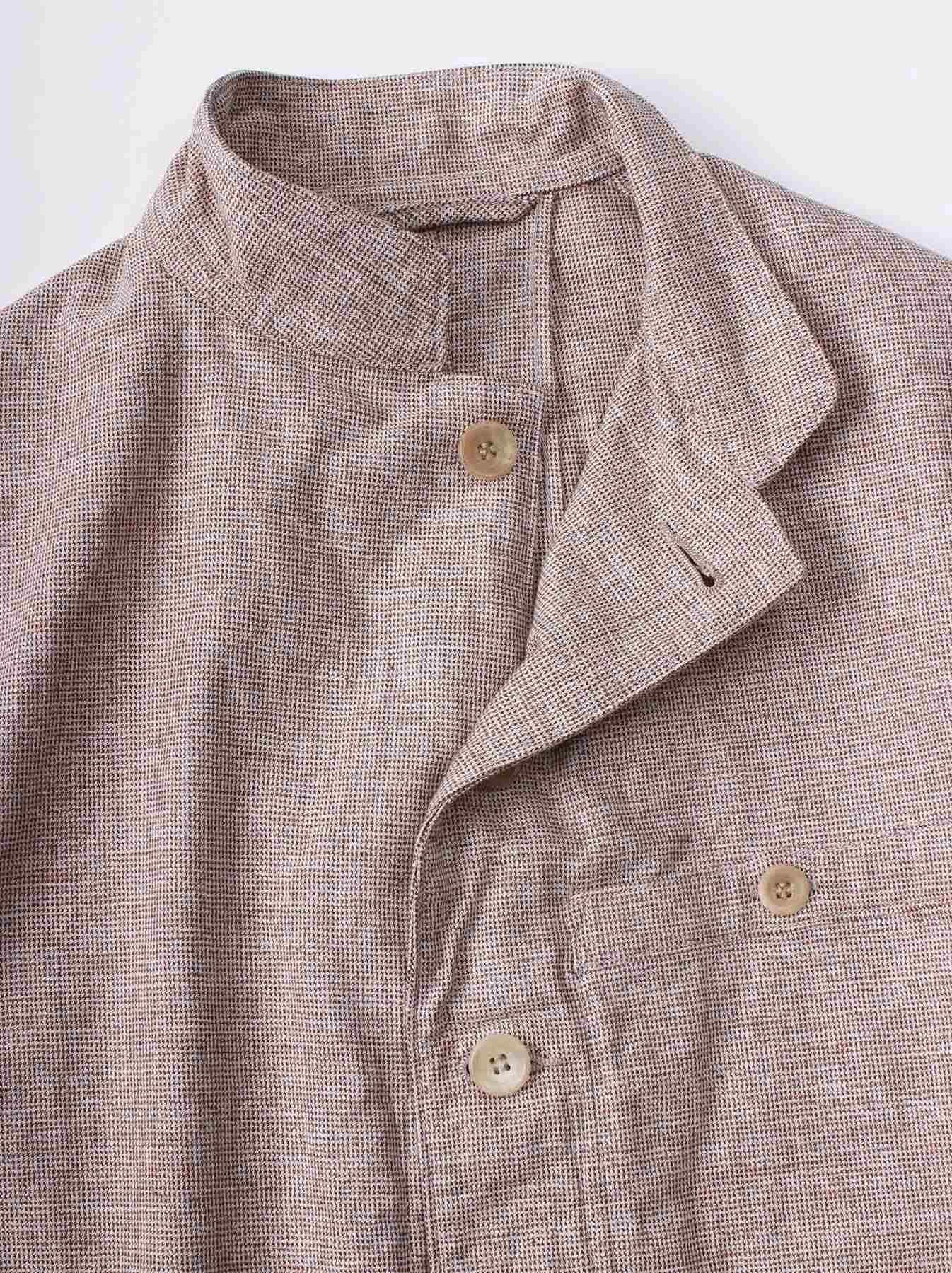 Cotton Tweed 908 Jacket-7