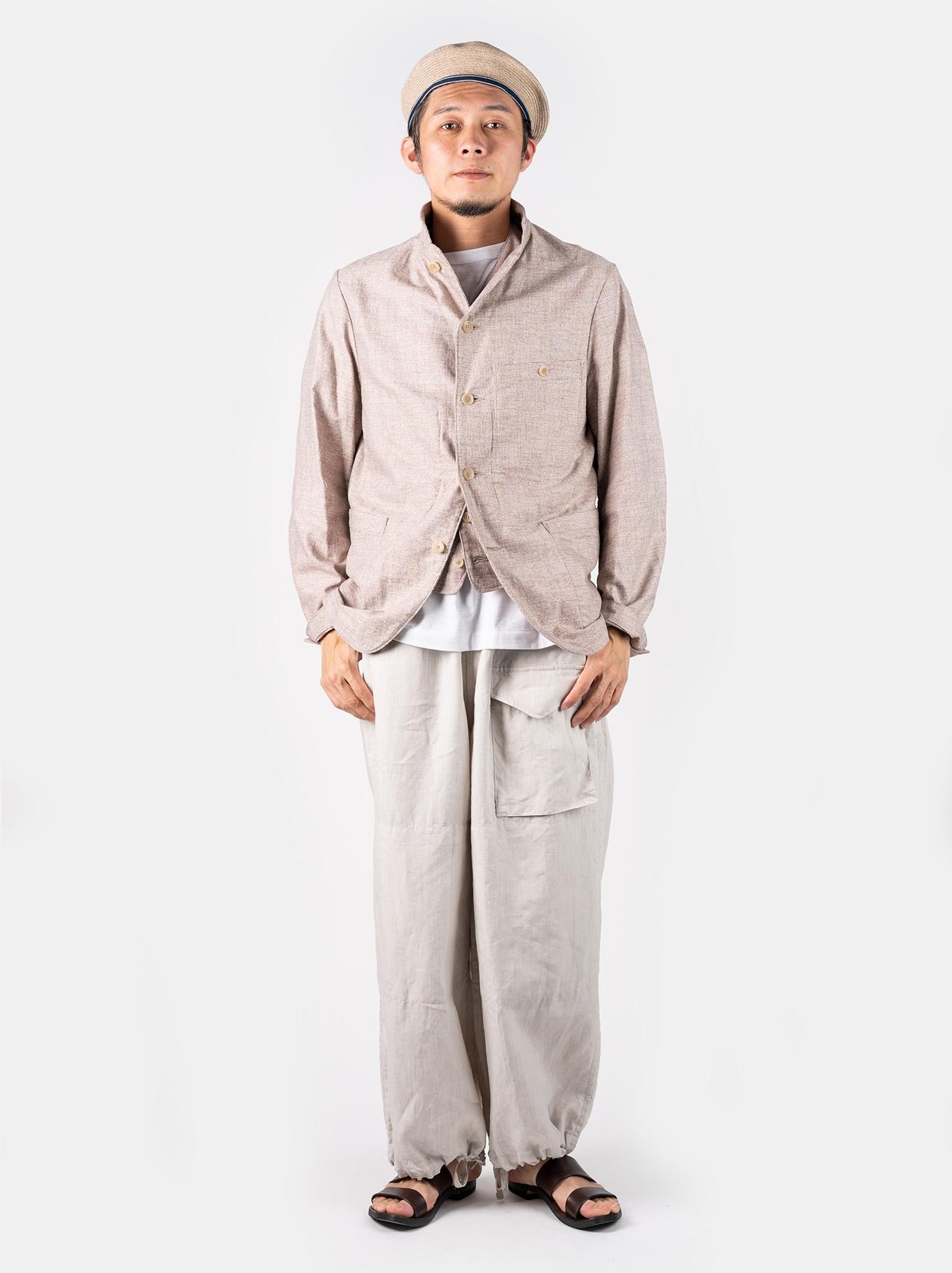 Cotton Tweed 908 Jacket-2