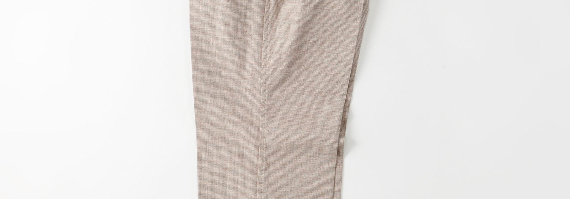 WH Cotton Tweed 908 Easy Slacks