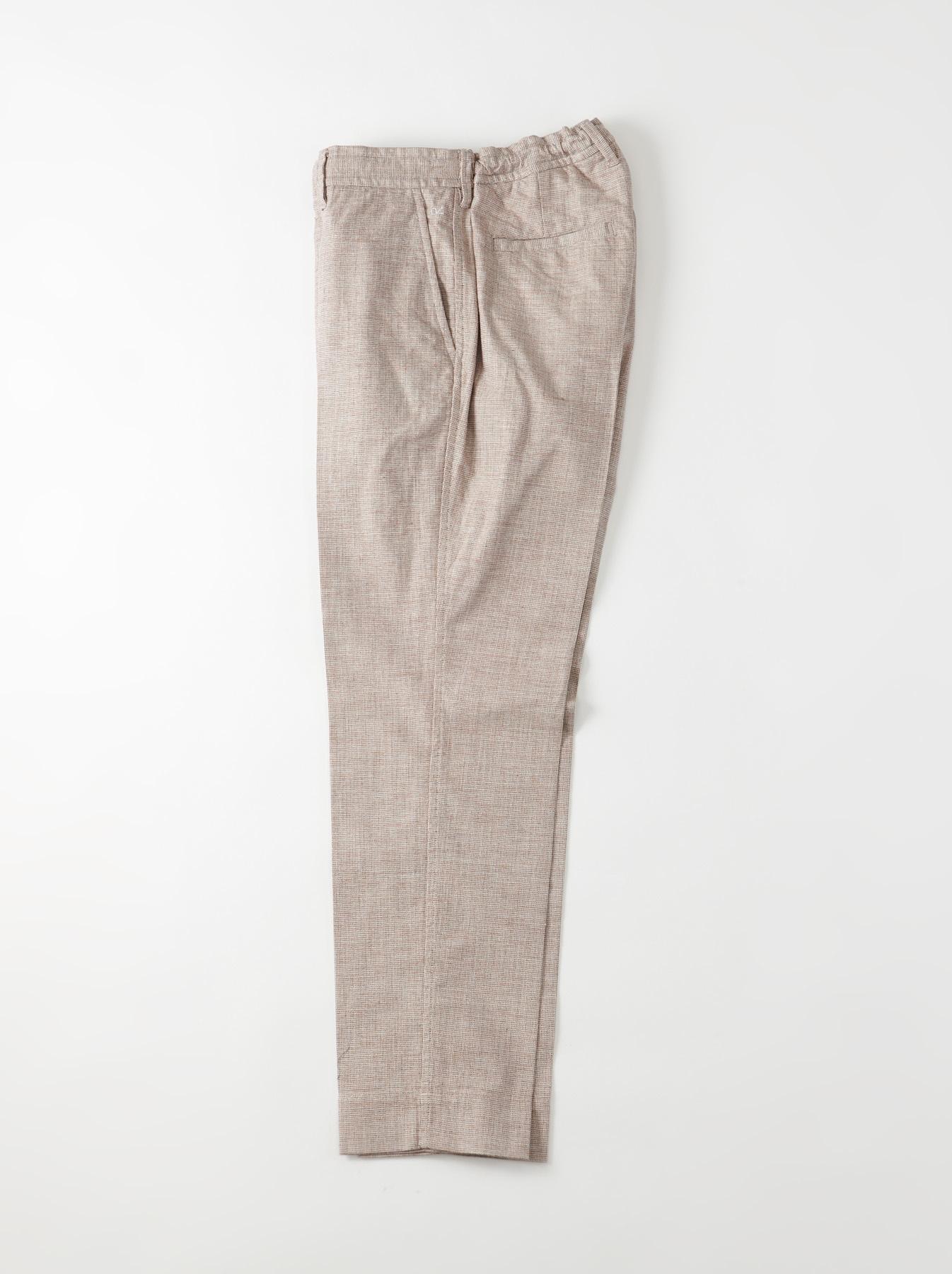 WH Cotton Tweed 908 Easy Slacks-1