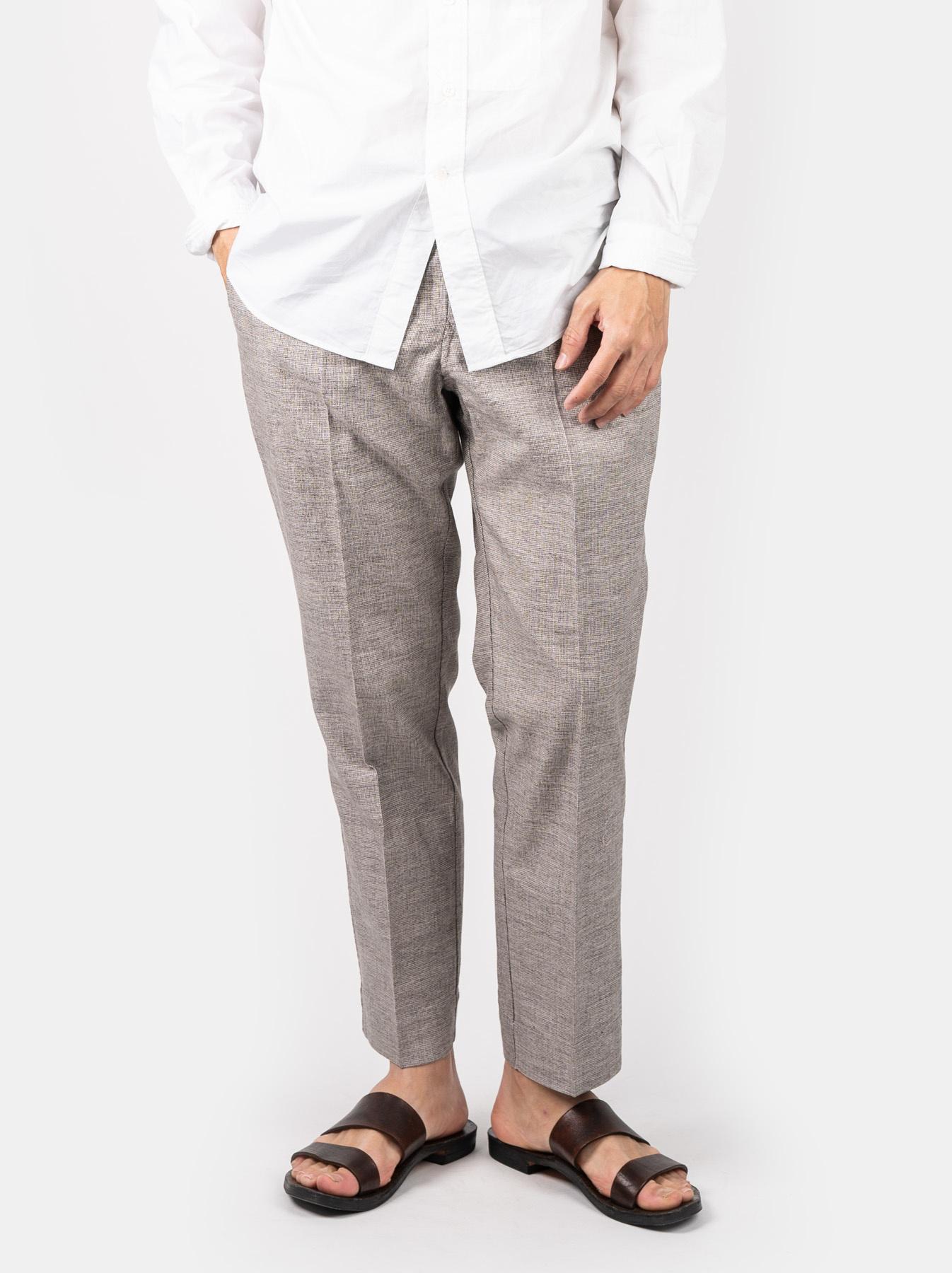 WH Cotton Tweed 908 Easy Slacks-3
