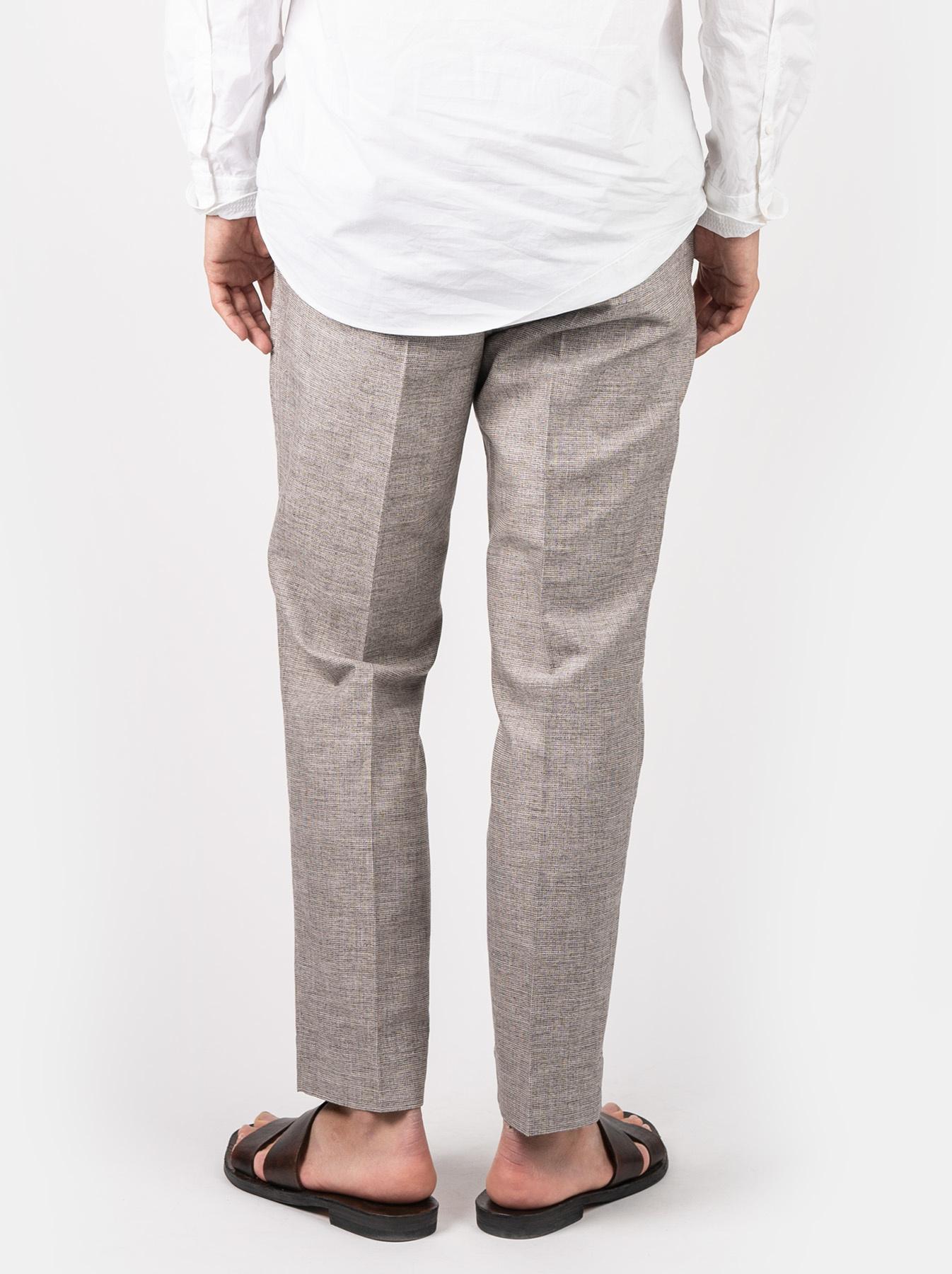 WH Cotton Tweed 908 Easy Slacks-5