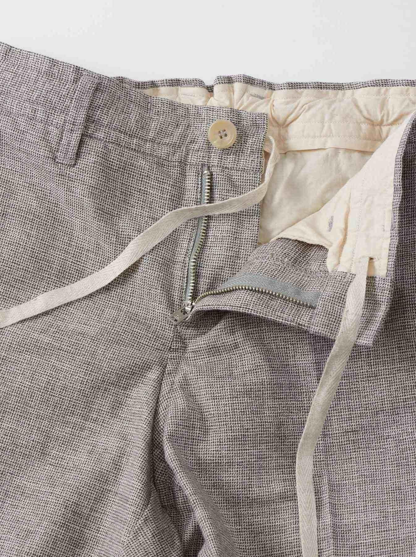 WH Cotton Tweed 908 Easy Slacks-6