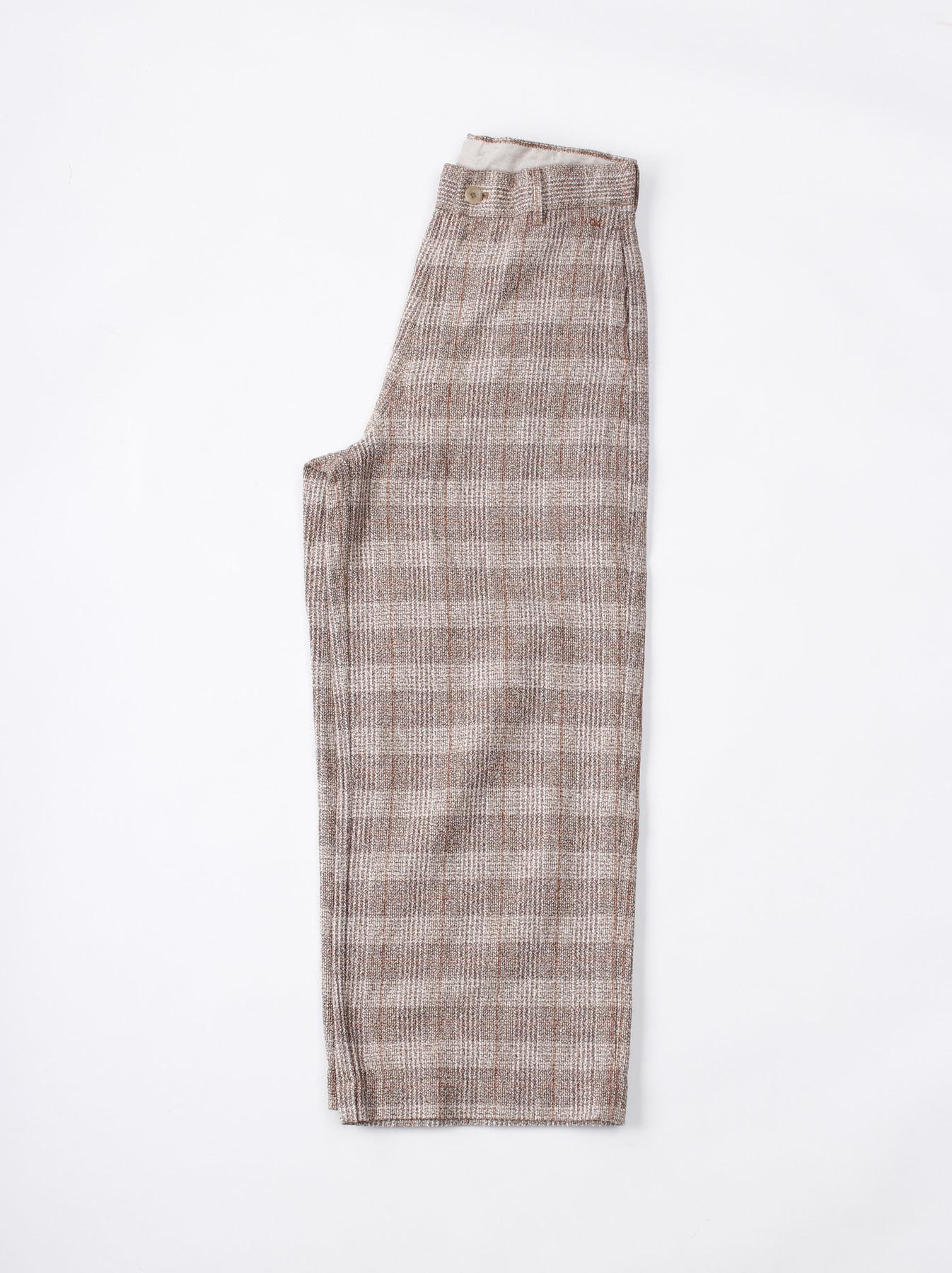 WH Mokumoku Tweed 908 Pants-1