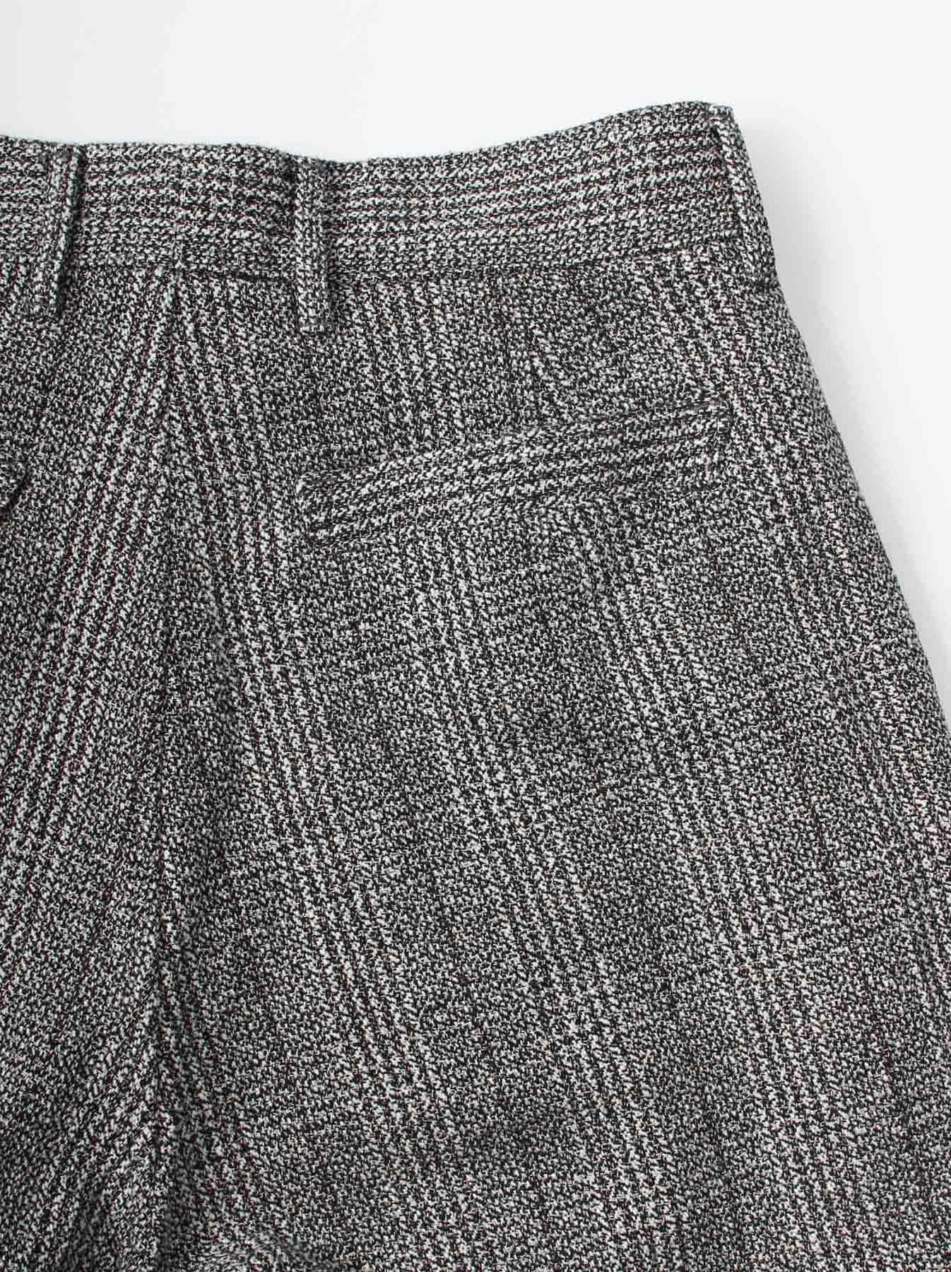 WH Mokumoku Tweed 908 Pants-6