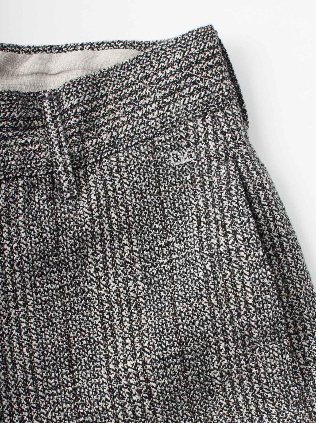 WH Mokumoku Tweed 908 Pants-7