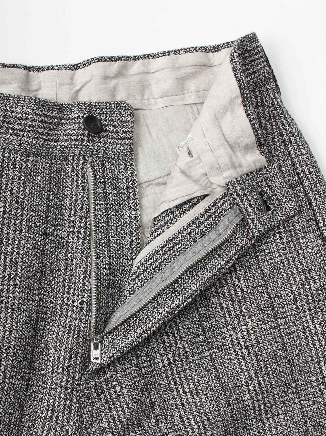 WH Mokumoku Tweed 908 Pants-8