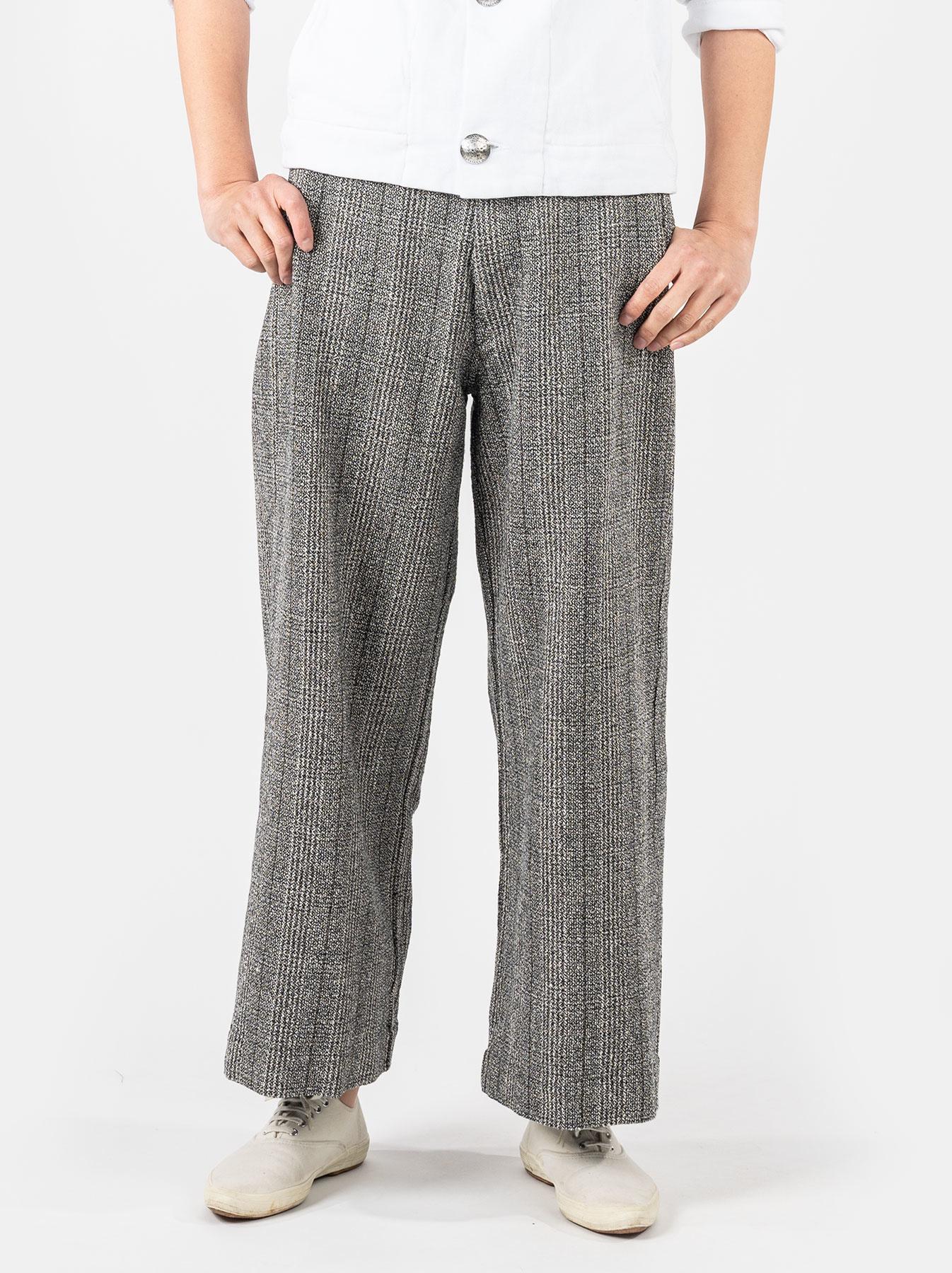 WH Mokumoku Tweed 908 Pants-3