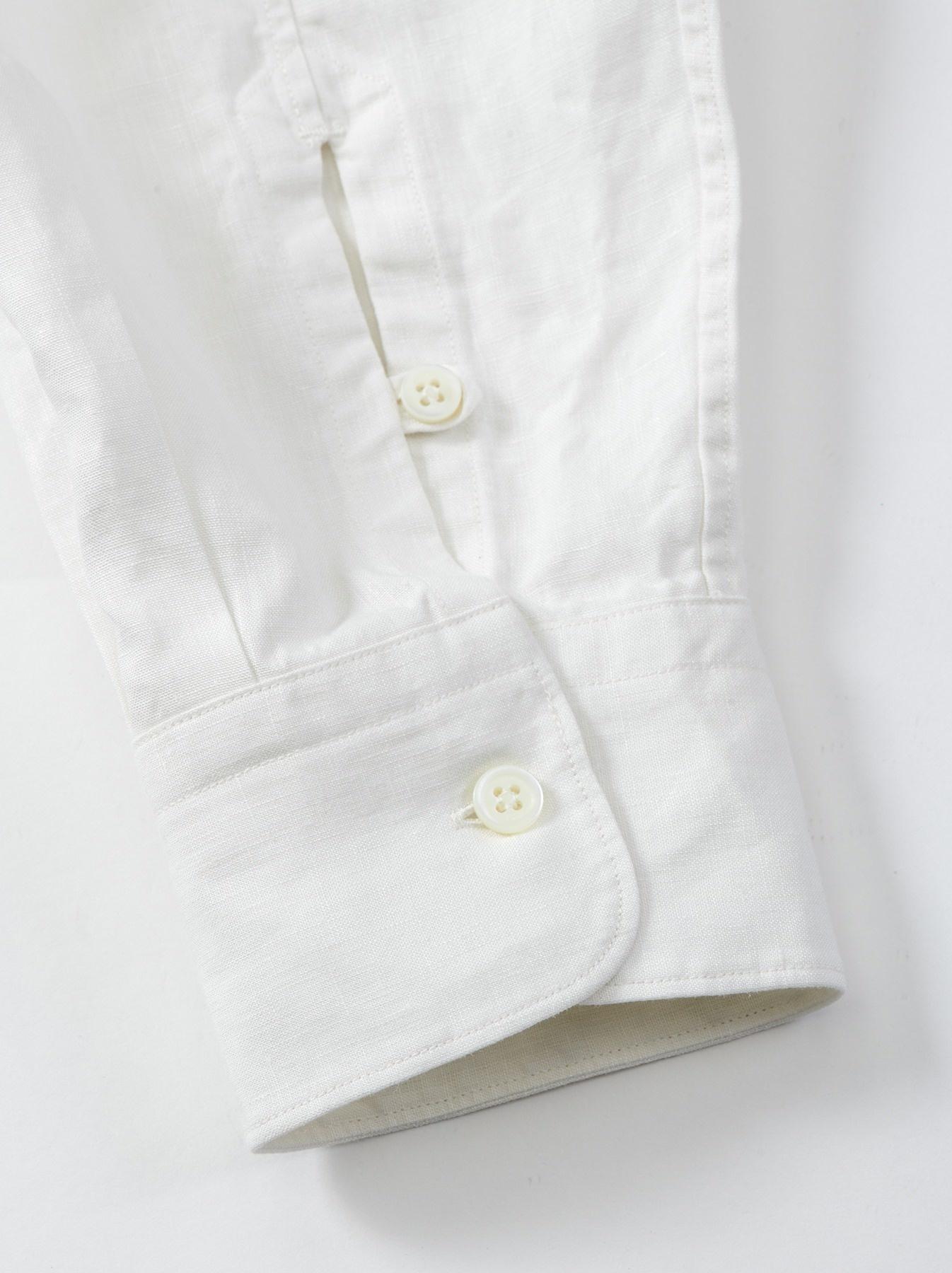 WH Linen Pin-tuck 908 Shirt-11