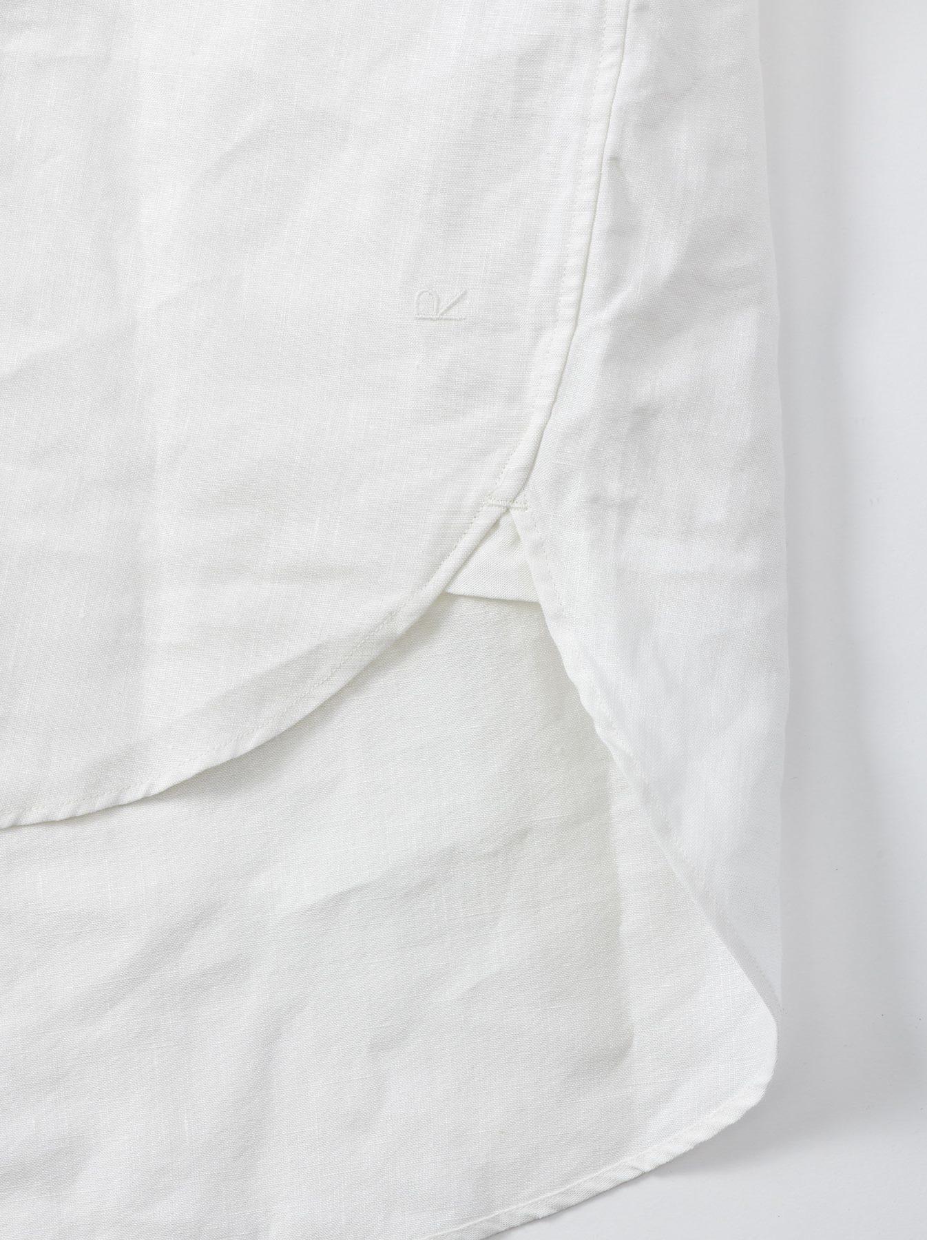 WH Linen Pin-tuck 908 Shirt-12