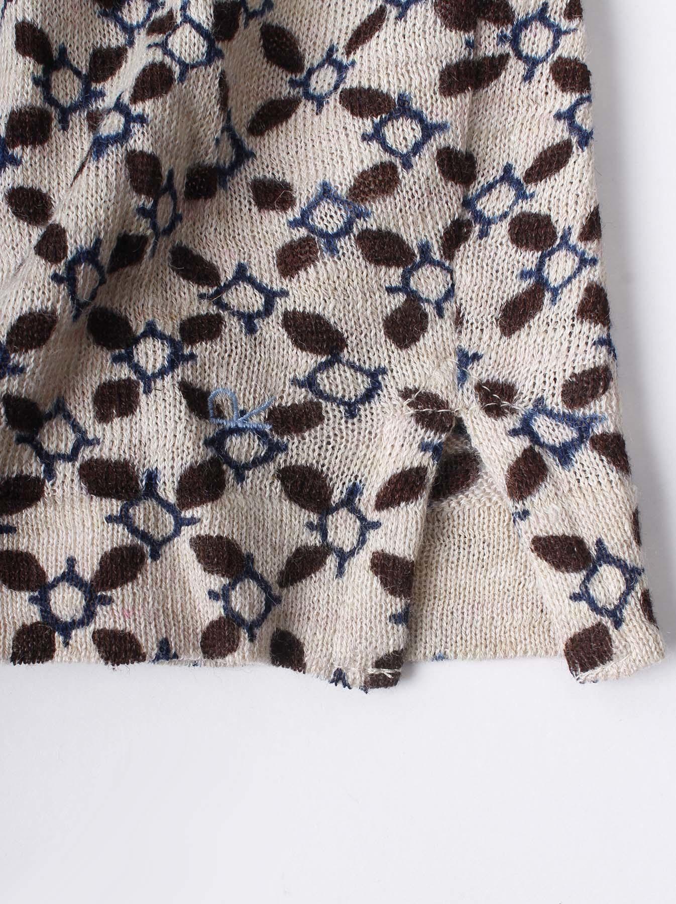 WH Sarasa Knit T-shirt-4