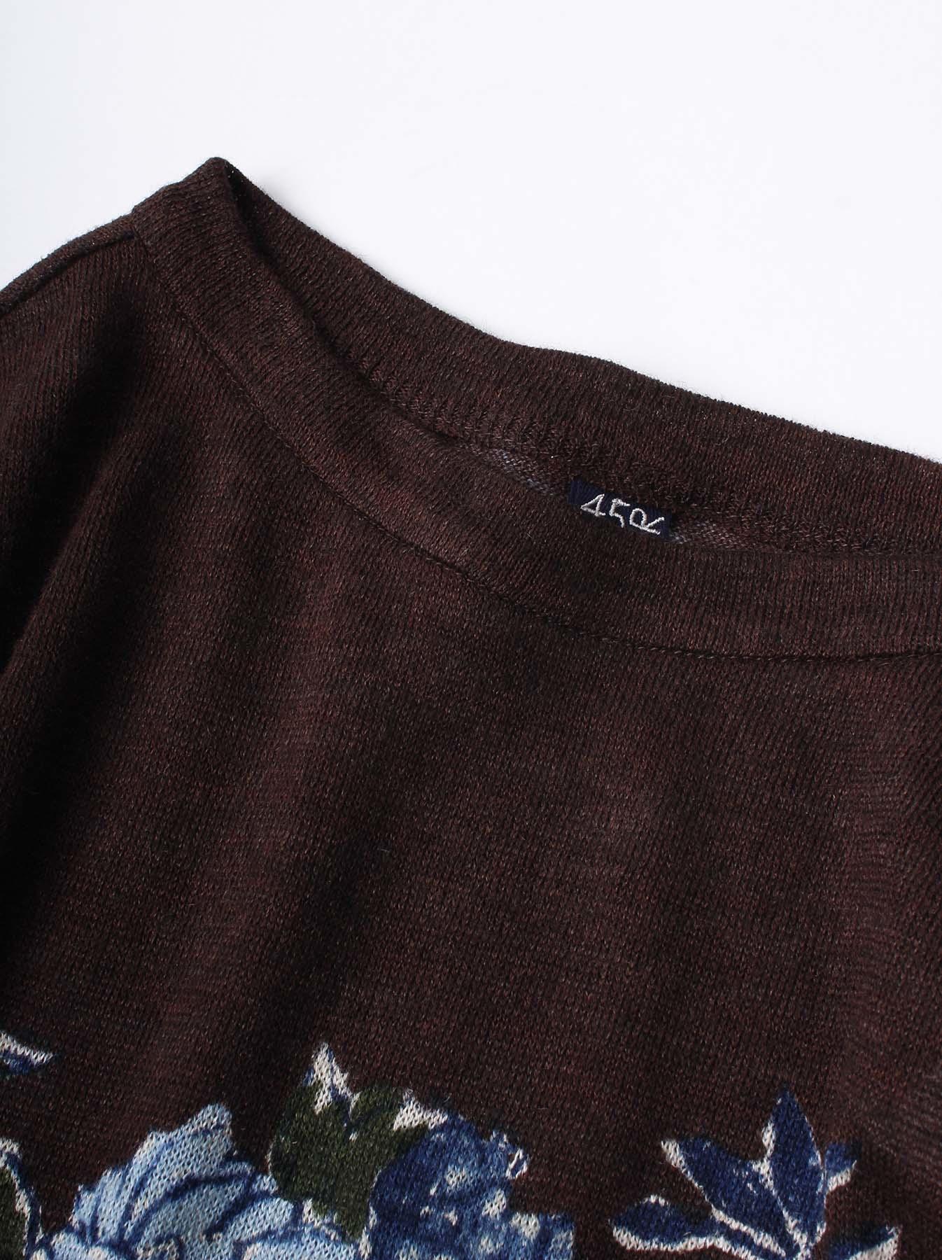 WH Sarasa Knit T-shirt-3