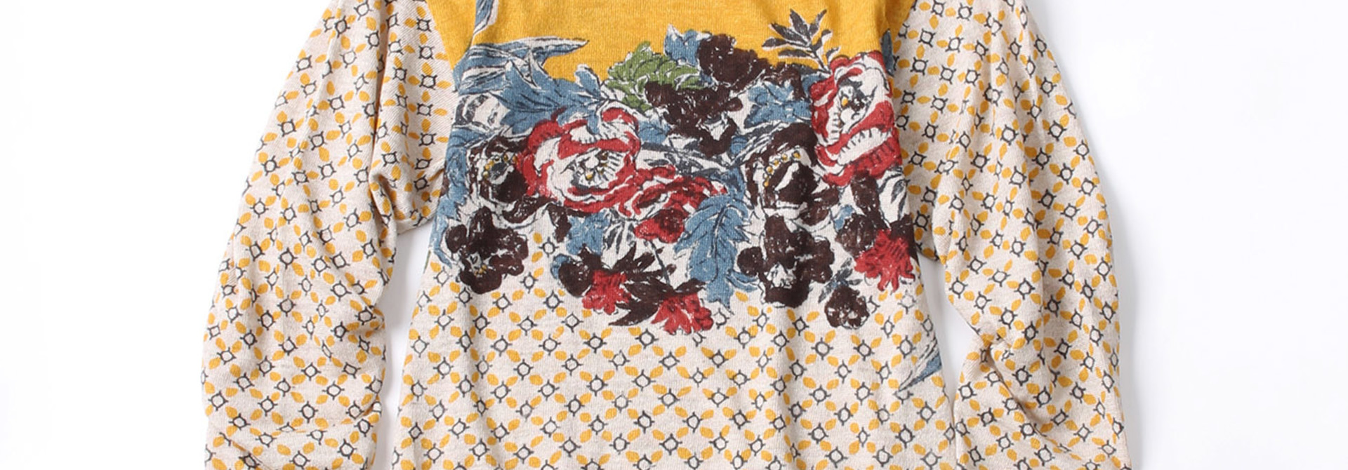 WH Sarasa Knit T-shirt