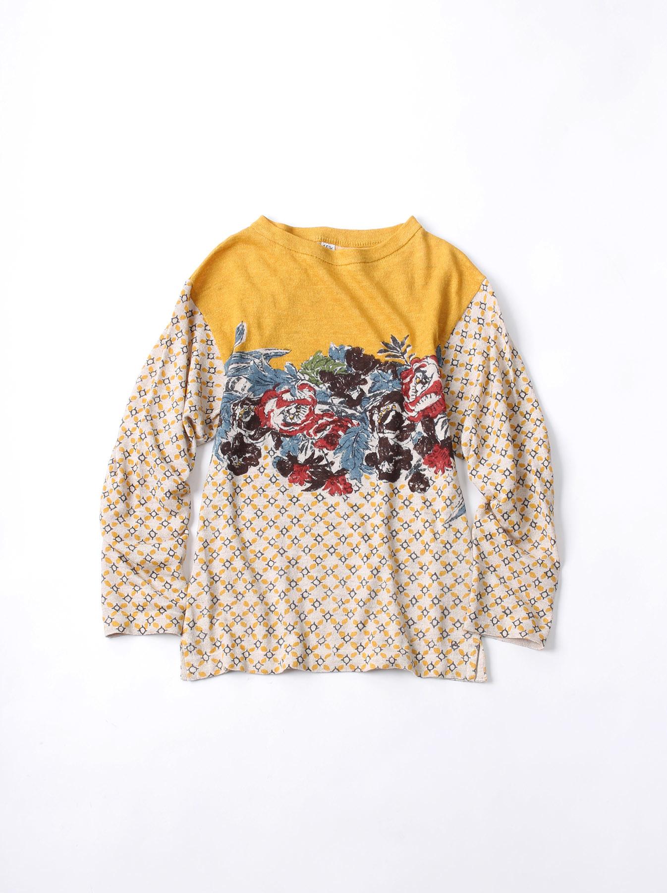 WH Sarasa Knit T-shirt-1