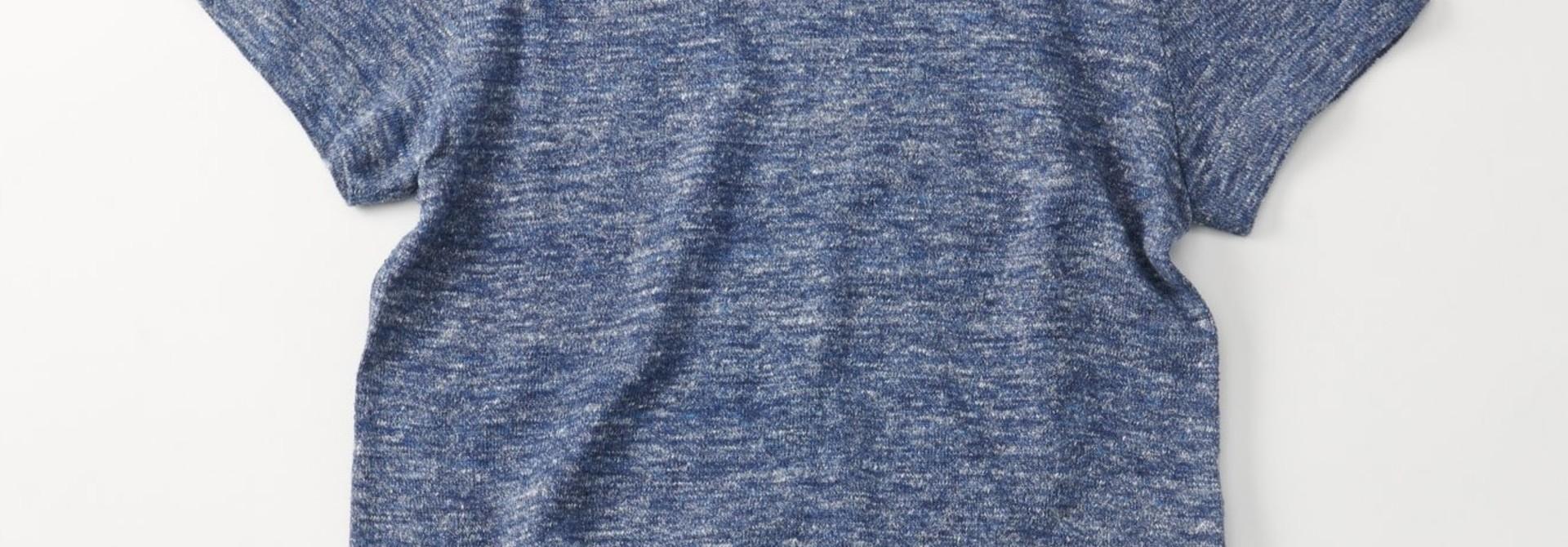 WH Mont Saint-Michel Super Gauze T-shirt