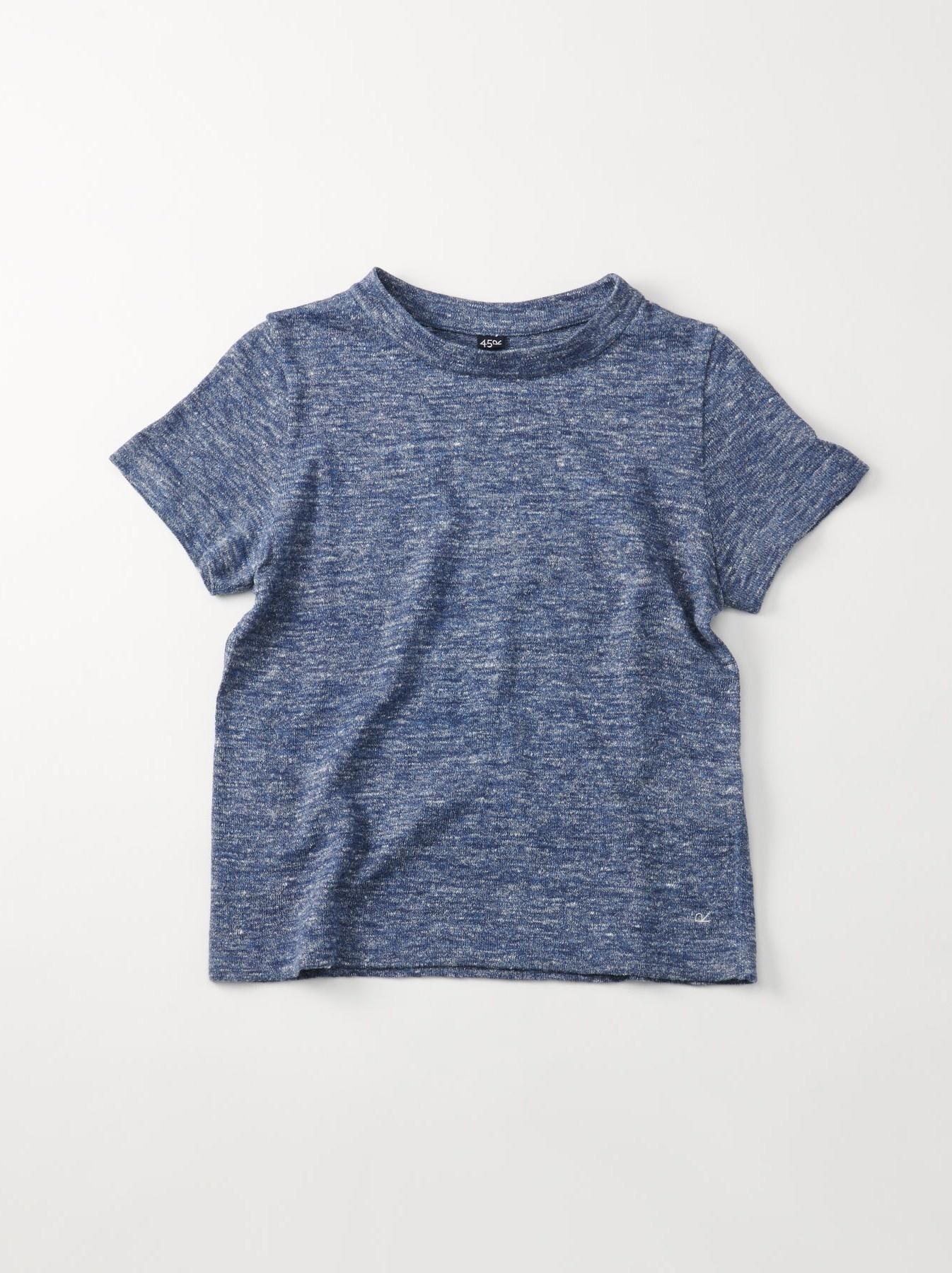 WH Mont Saint-Michel Super Gauze T-shirt-1