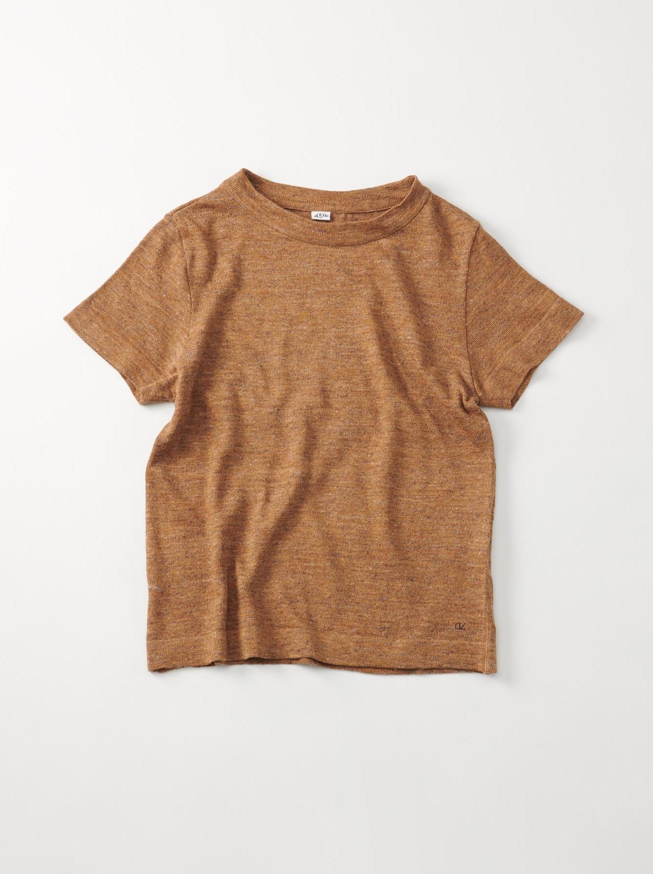 WH Mont Saint-Michel Super Gauze T-shirt-9