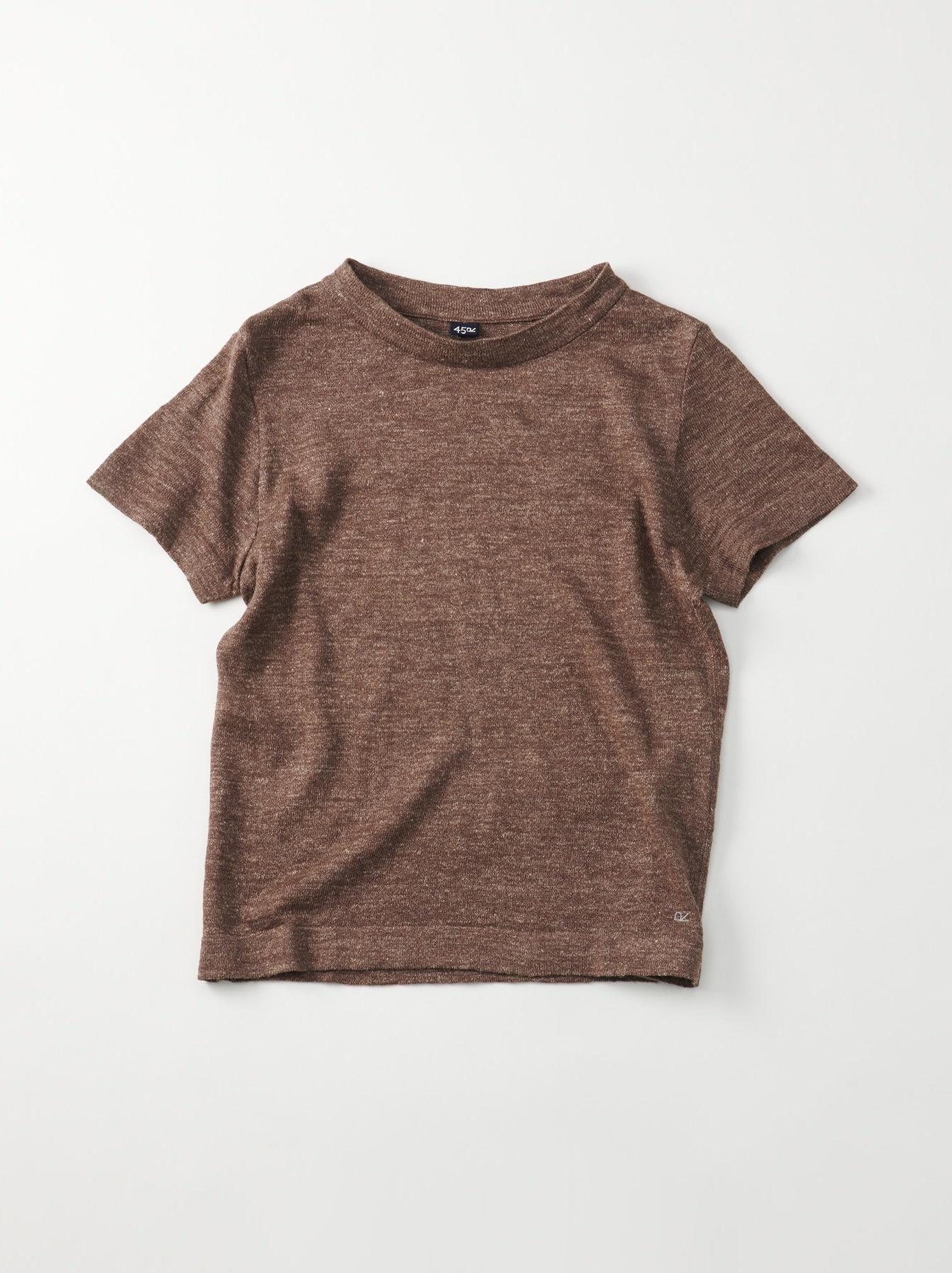WH Mont Saint-Michel Super Gauze T-shirt-8