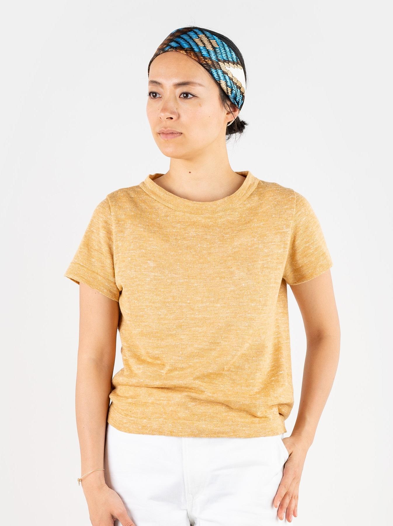 WH Mont Saint-Michel Super Gauze T-shirt-3