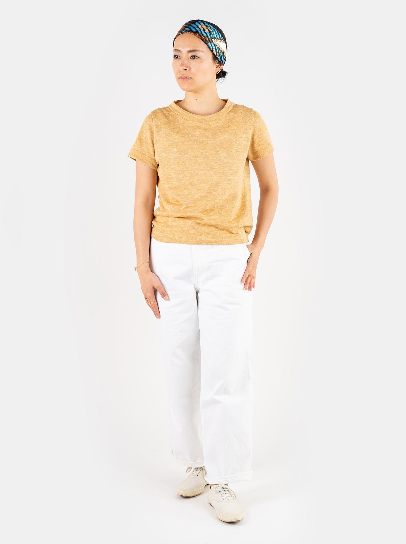 WH Mont Saint-Michel Super Gauze T-shirt-2