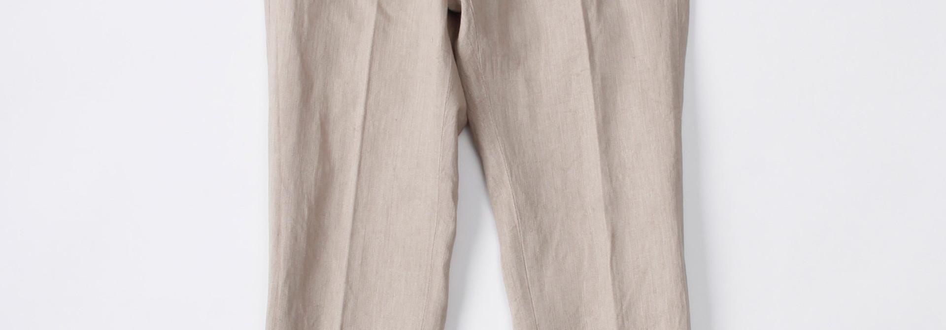 WH Linen Easy Slacks