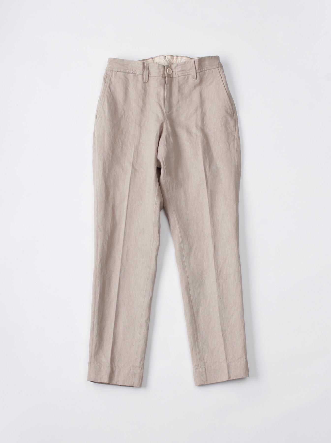 WH Linen Easy Slacks-1
