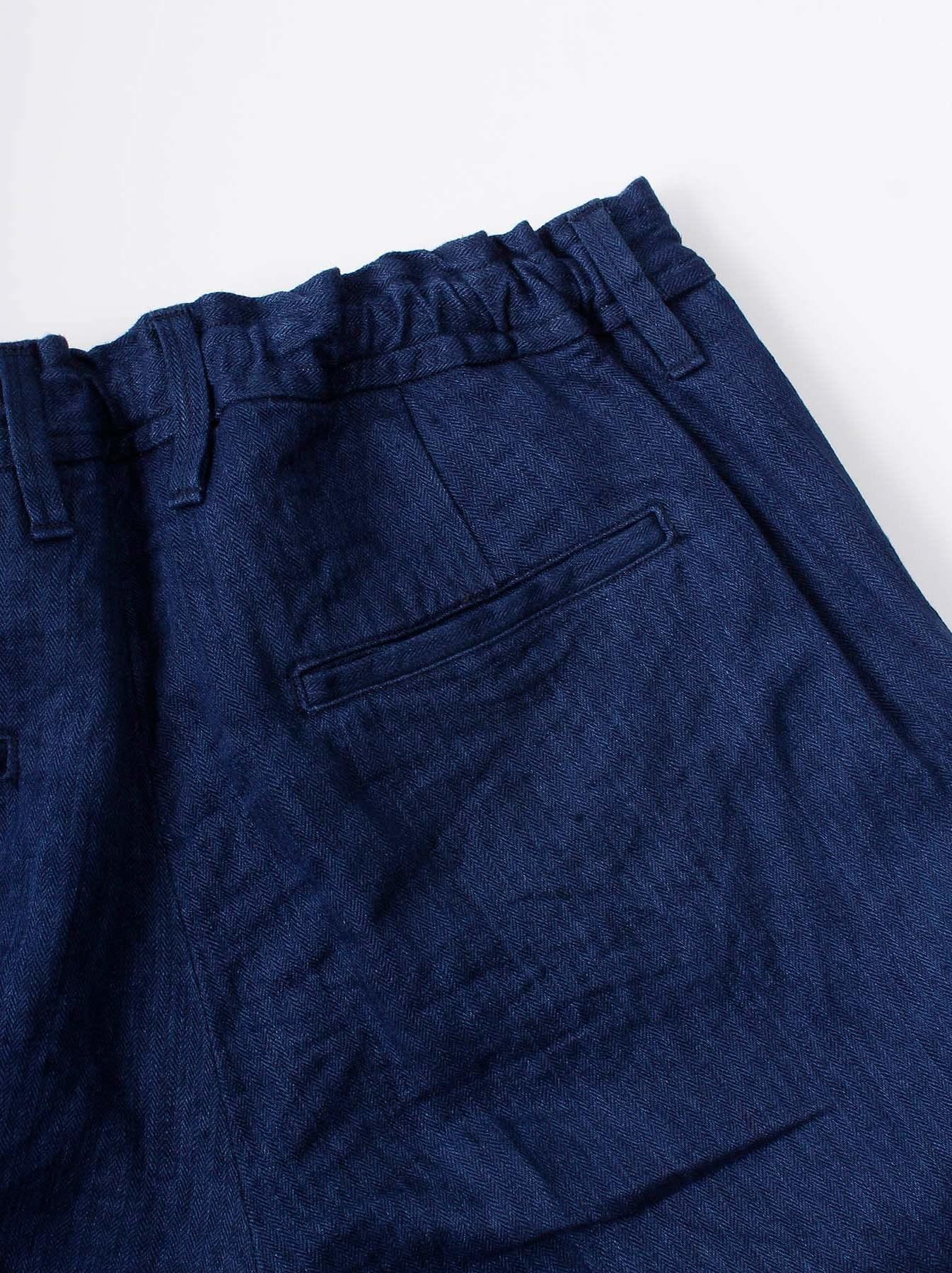 WH Linen Easy Slacks-9