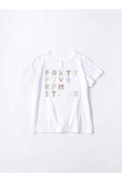 WH Applique T-shirt