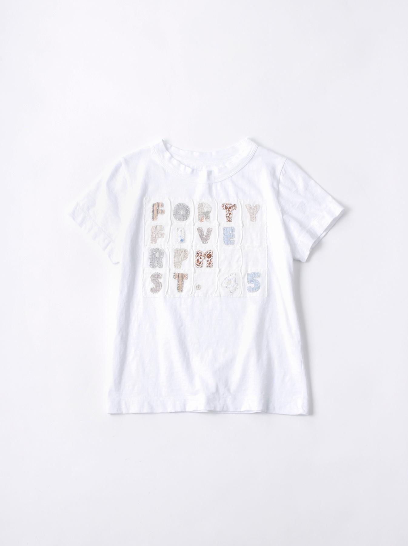WH Applique T-shirt-1
