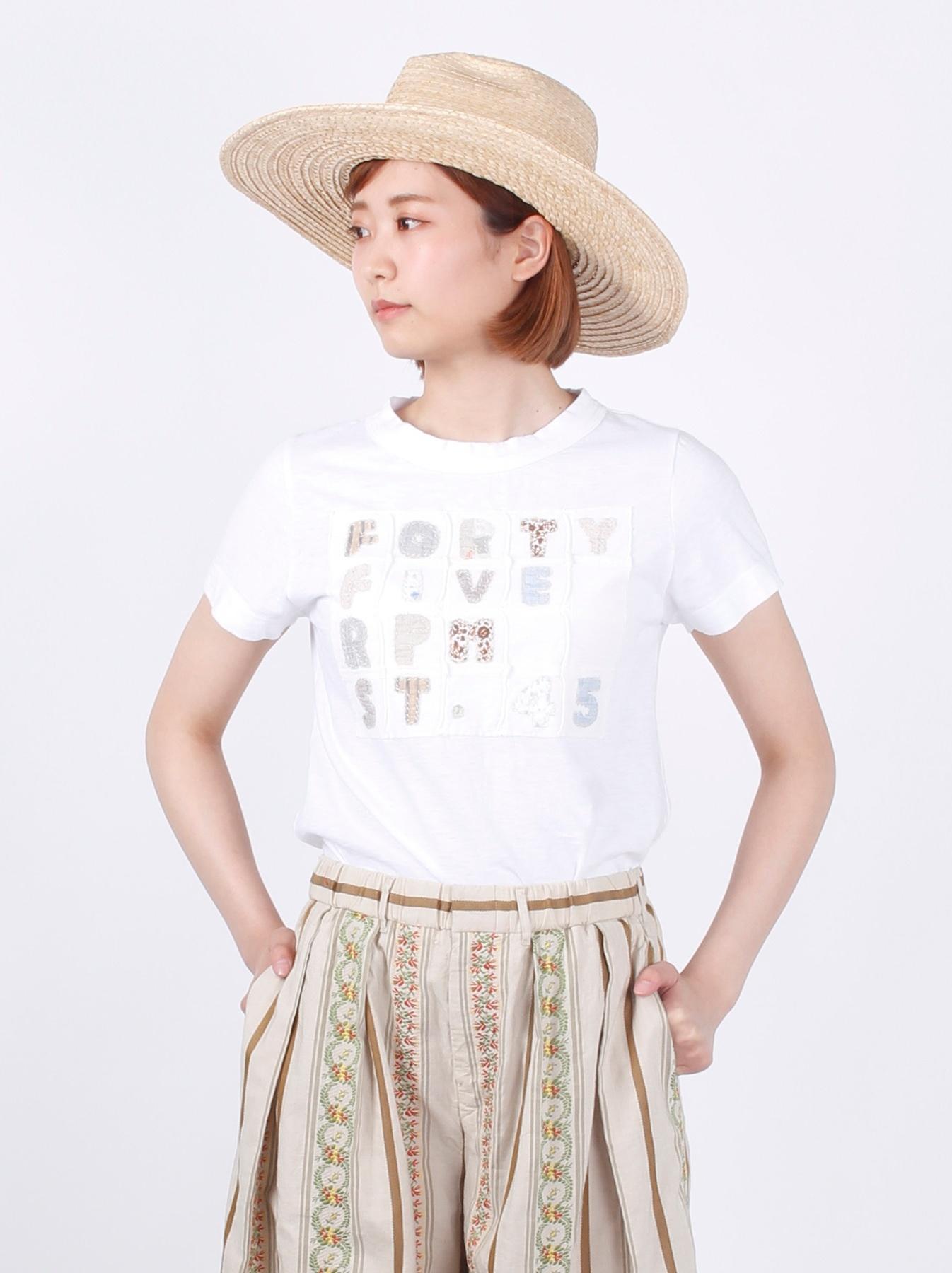 WH Applique T-shirt-3
