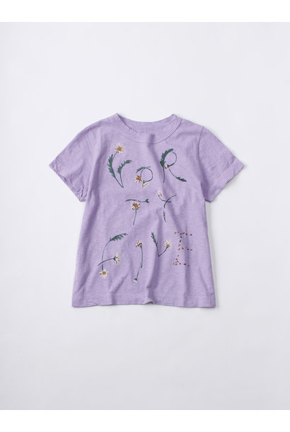 WH 45 Star T-shirt (Flower Logo)