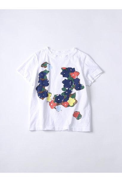 WH 45 Star T-shirt (Flower)