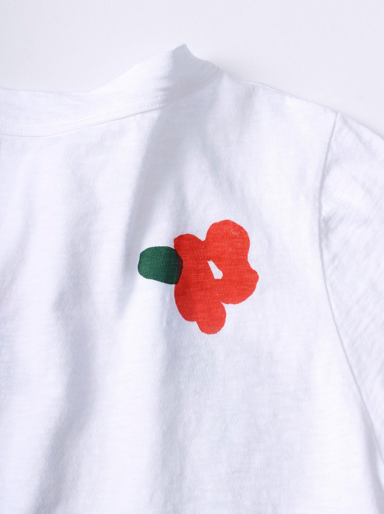 WH 45 Star T-shirt (Flower)-12