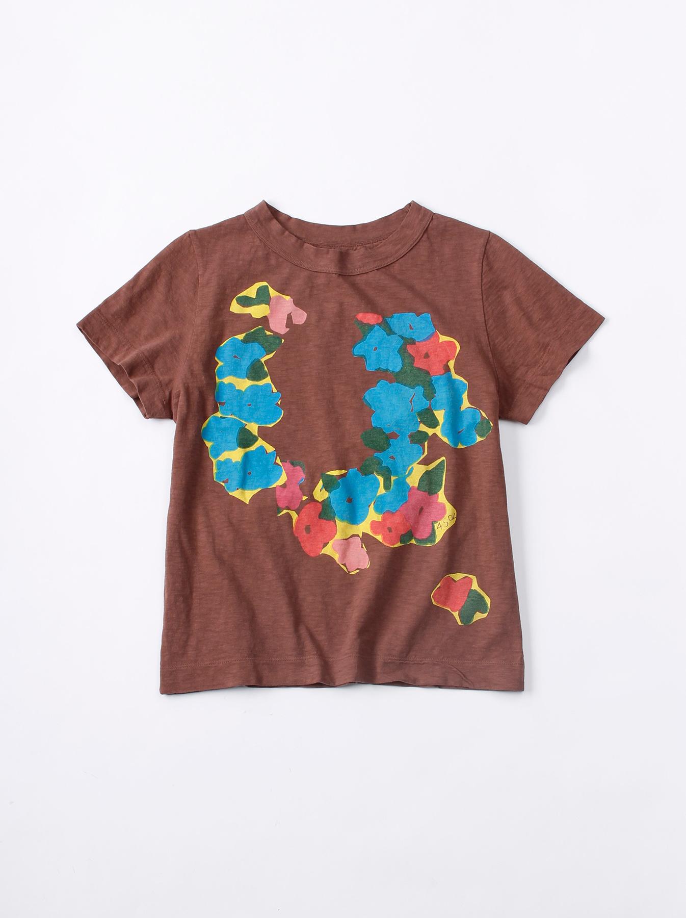 WH 45 Star T-shirt (Flower)-11