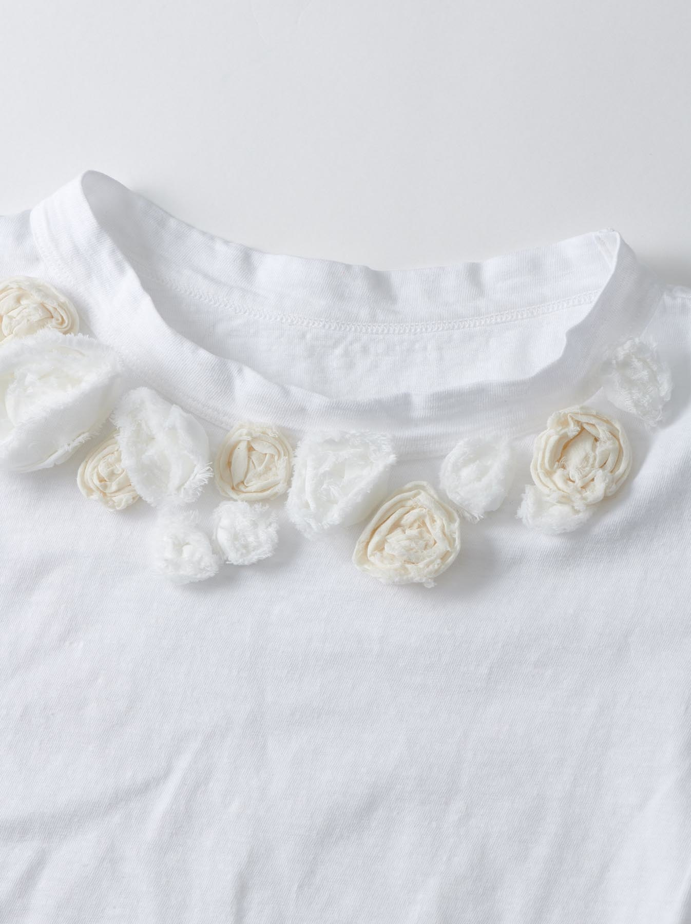 WH Corsage Flower 45 Star T-shirt-6