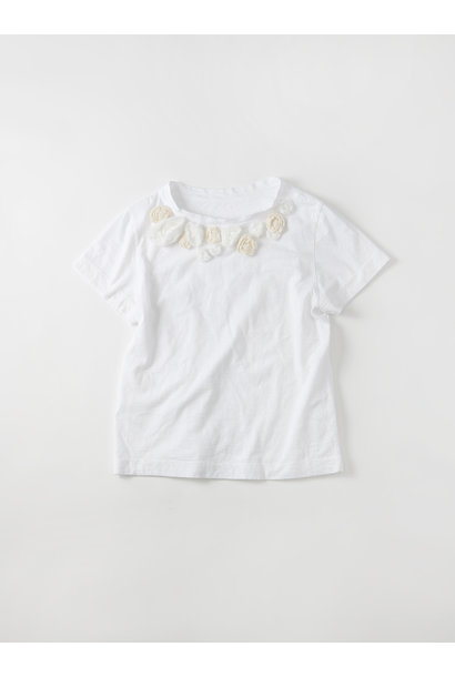 WH Corsage Flower 45 Star T-shirt