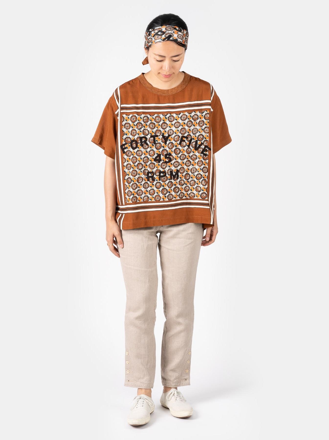 WH Rayon Bandana T-shirt-2
