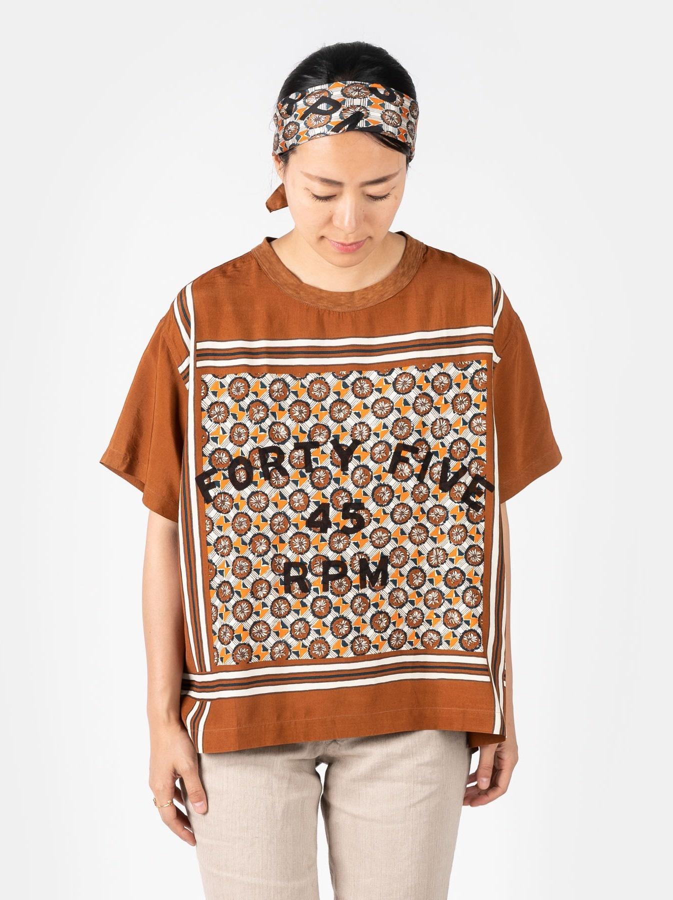 WH Rayon Bandana T-shirt-3