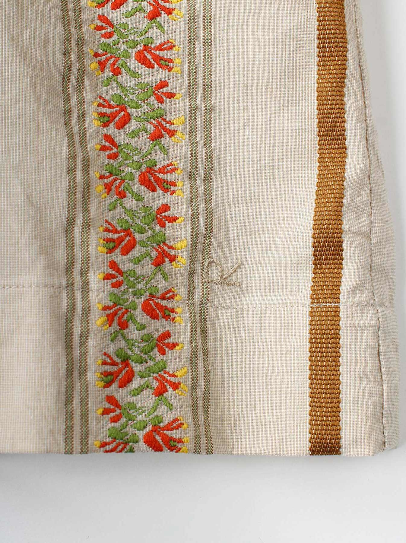 WH Hakeme Flower Jacquard Dress-3