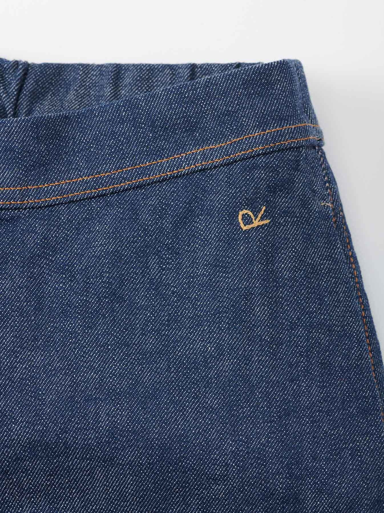 WH Easy Slim Pants-7