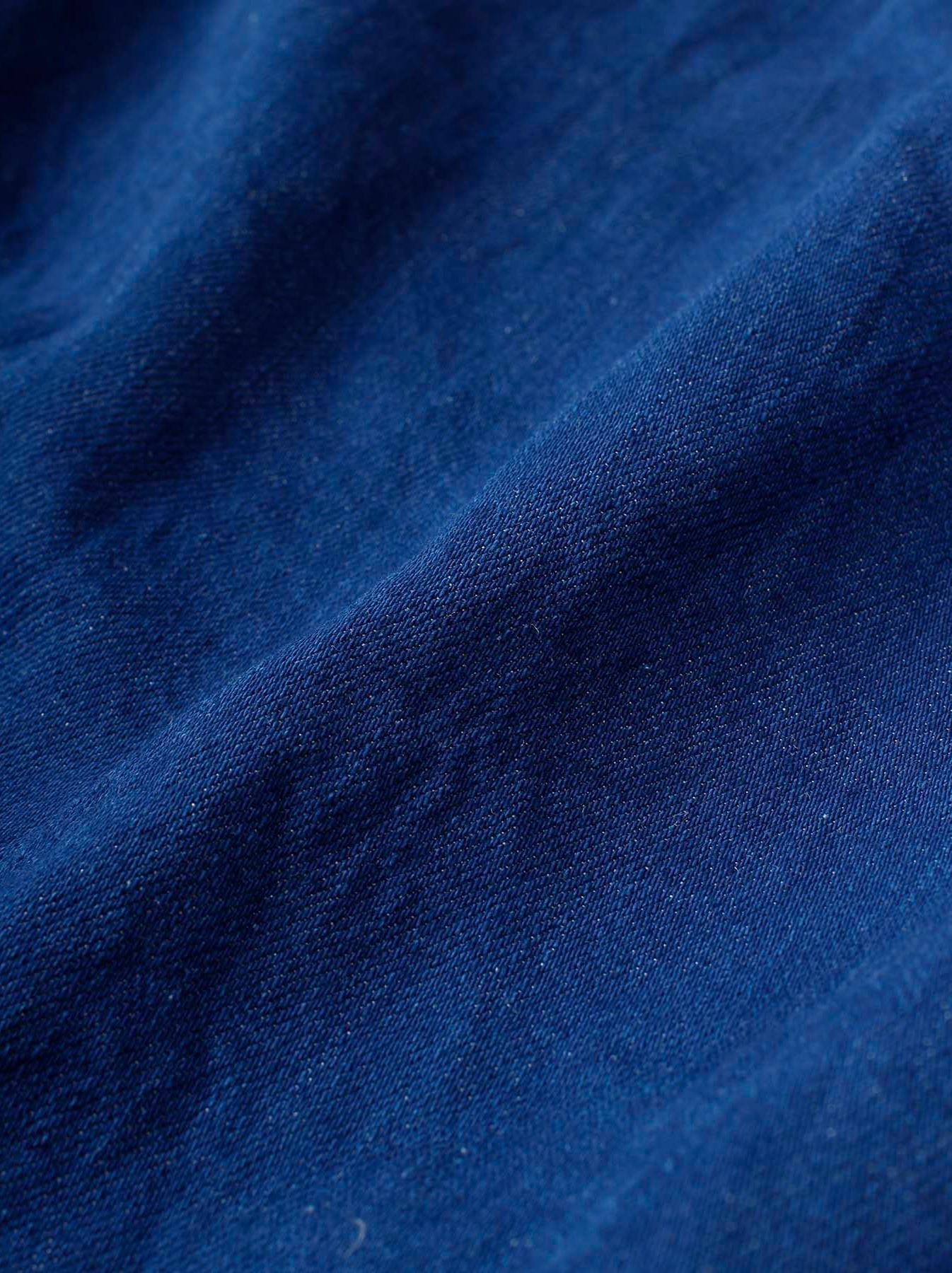 WH Cotton-linen Denim Camisole-10