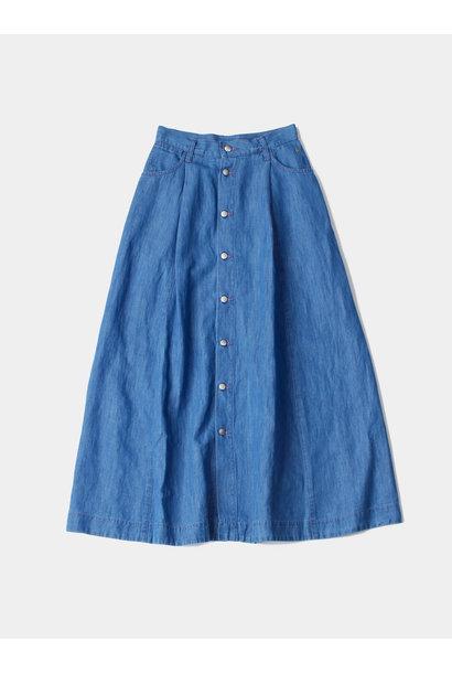 WH Cotton Linen Mon-petit Skirt
